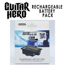 Brand New Guitar Hero Live Rechargeable Battery Pack USB Charger Rock and Roll