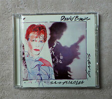 "CD AUDIO DISQUE INT / DAVID BOWIE ""SCARY MONSTERS"" CD ALBUM 1999 EMI 10 TRACK"