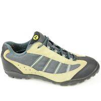Shimano Men's Size US 11 EUR 45 Brown Black Suede Mountain Bike Cycling Shoes