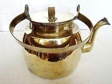 bouilloire en laiton époque 19éme