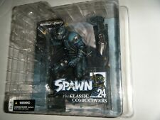 Spawn Classic Covers Series 24 Spawn i.64 Mint in Package Sealed McFarlane Toys