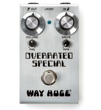 WAY HUGE ELECTRONICS Smalls Overrated Special Mini Overdrive Guitar Pedal WM28