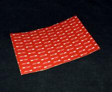 3M 4611 doppelseitiges Klebeband kleben Montage Klebestreifen Bogen 240x156 mm