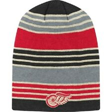 Detroit Red Wings 2014 Winter Classic Knit Beanie Toque Hat Cap - NEW Long Tall