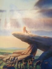 Disney Lion King Movie Poster Puzzle 300 Extra-Large Pieces Sealed Box
