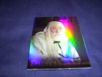 Lord of the Rings The Return of the King Prismatic Foil 4/10 Free UK P&P