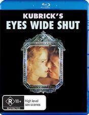 *New & Sealed* Eyes Wide Shut (Blu-ray) Stanley Kubrick Tom Cruise Nicole Kidman