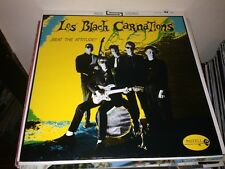 "LES BLACK CARNATIONS - BEAT THE ATTITUDE 12"" LP GERMANY MOD POWER POP"