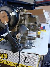rebuilt ford 1bbl 6cyc carter model y fa carb      L