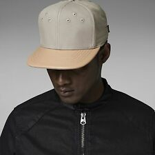 NWT Men's G-Star Raw Prichard Flat Brimmed Baseball Cap Hat Snapback One Size