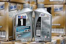 Mobil 1 Turbo Diesel Truck Engine Oil 5W40 6-Quart