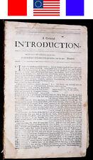 1702 ANTIQUE HISTORY OF NEW-ENGLAND Magnalia Christi Americana Cotton Mather