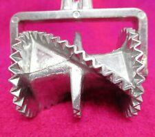 Metal Pasta Pastry Roller Cutter Vintage Norpro Kithen Gadget