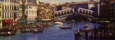 Jigsaw Puzzle International Rialto Bridge Venice Italy 1000 pieces NEW