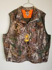 Carhartt  Buckfield Vest Realtree Rain Defender 102706 2XL