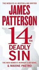 Women's Murder Club: 14th Deadly Sin Bk. 14 by James Patterson and Maxine...