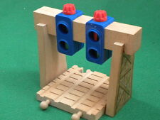OVER TRACK manual SIGNAL for Thomas and Friends Wooden Railway & BRIO train set