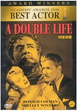 A Double Life (1947) DVD (Sealed) ~ Ronald Colman