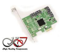 Controleur PCIE SATA III  6GB /// 4 PORTS /// MARVELL 88SE9215