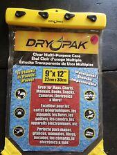 Dry Pak Clear Multi Purpose Case 9X12