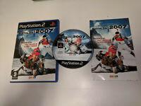 * Sony Playstation  2 Game * RTL BIATHLON 2007 * PS2