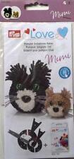 Prym Pompon-Set / Katze Mimi mit Anleitung 624201