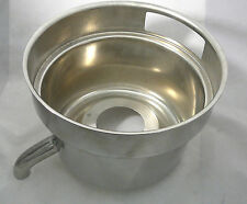 BOWL FOR ~~MJ800 Pro Commercial Fruit & Veg Juice Extractor ~ Santos 28