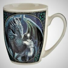 New Design - Protector of Magick Dragon  - Lisa Parker - New Bone China Mug