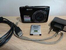 Nikon Coolpix S3100 - 14 MP - 5x Zoom - HD Movie - Top Zustand
