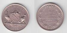 seltene Medaille Kassel allgemeine Geflügelausstellung 1875 (112839)