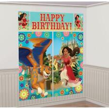 Scene Setters Wall Decorating Kit | Disney Elena of Avalor Collection |...