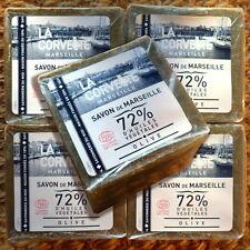 3er Pack Savon du Midi LA CORVETTE Marseiller Olivenseife Block 3x300g vegan bio