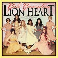 GIRLS' GENERATION SNSD VOL.5 [ LION HEART ]  CD+UNFOLD POSTER