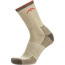 Darn Tough 1466 OATMEAL Merino Wool Mens Hiker socks L XL Hike Boot Work CUSHION