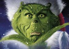 JIM CARREY DR. SEUSS' HOW THE GRINCH STOLE CHRISTMAS 2000 MOVIE 8X10 PHOTO