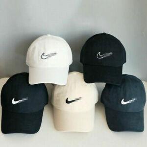 AU New Nike Quick dry Baseball cap hat Sports golf Adjustable cap Sunhat cap