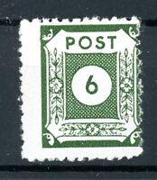SBZ Ost-Sachsen MiNr. 43 D III a postfrisch MNH geprüft Ströh (XXX