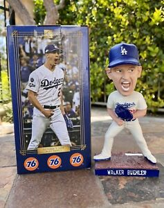 2021 LA Dodgers Walker Buehler Bobblehead 7/19 SGA New In Box Never Opened