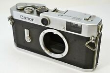 *Excellent* Canon P 35mm Rangefinder Film Camera Body From JAPAN