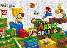 Super Mario Land puzzles Hard Kids Toys Play Decoration Puzzle Jigsaws 1000 pcs