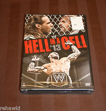 WWE: Hell in a Cell 2013 (DVD, 2013) BRAND NEW