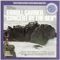 "ERROLL GARNER ""CONCERT BY THE SEA"" CD NEW"