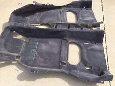 Porsche 987 Cayman 2006-2012 Bose Front + Rear Carpet Set Stone Gray