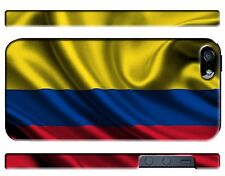 Colombia National Symbol Flag iPhone 4S 5S 6S 7 8 X XS Max XR 11 Pro Plus Case
