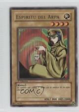 2002 Yu-Gi-Oh! Legend Blue Eyes White Dragon #LDD-S078 Spirit of the Harp 0a1