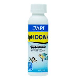 API pH Down 118ml - PH Adjuster Buffer Freshwater Aquarium Fish Tank