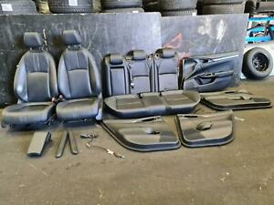 HONDA CIVIC COMPLETE INTERIOR 10TH GEN, HATCH, LEATHER, RS/VTi-LX, 02/17- 17 18