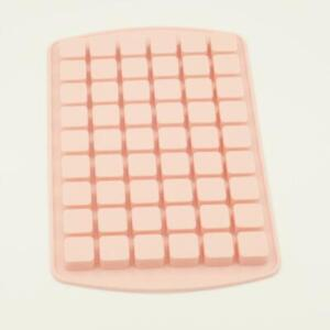 54 Cavity Silicone Square Mould Tray Ice Chocolate Mold Birthday Cube Brownies