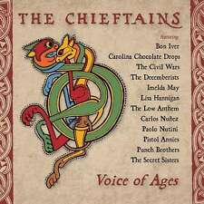 The Chieftains - Voice Of Ages CD CONCORD