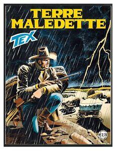 Tex 573 Terre Maledette Alfonso Font Bonelli
